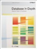 "The front cover of ""Database in Depth"""