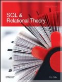 "Front cover of the book ""SQL and Relational Theory"""