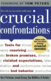 Crucial confrontations book cover