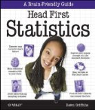 Head first statistics Front cover